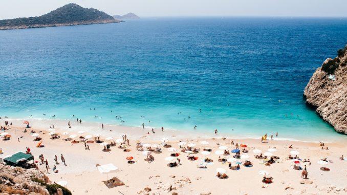 Kaputas beach - Antalya