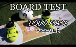Noodle wakeboard