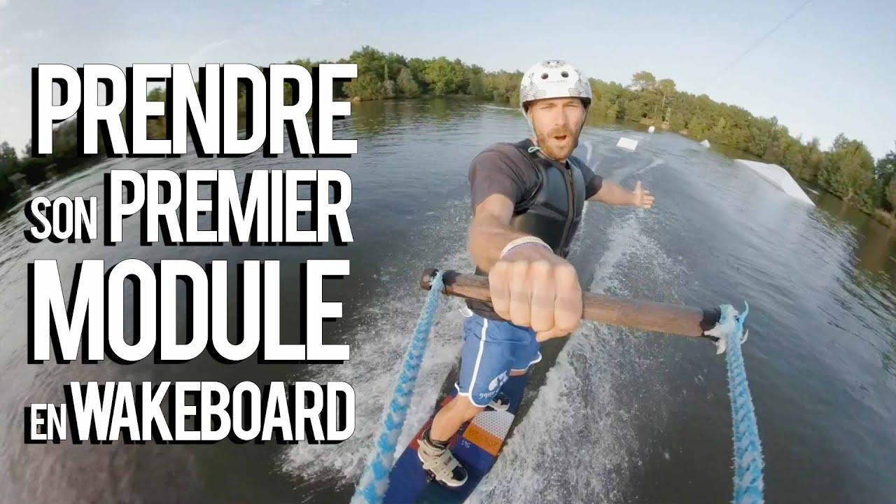 [TUTO] Comment prendre son premier module en wakeboard